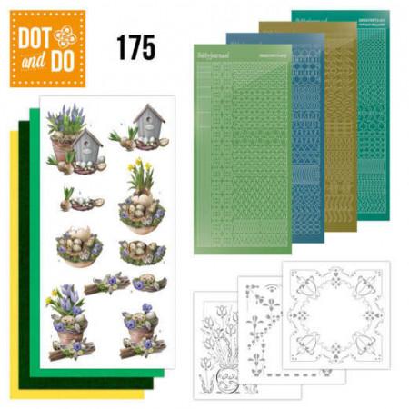Dot and Do 175 Botanical Spring DODO175
