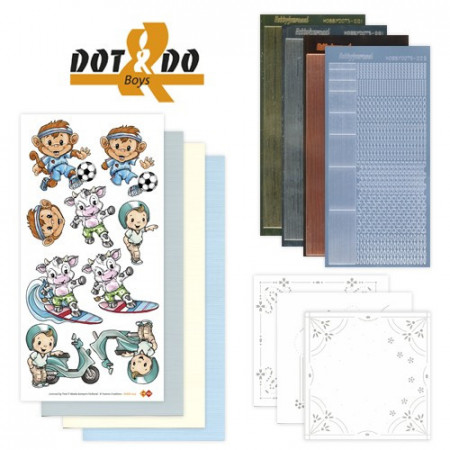 Dot and Do 5 Boys DODO005