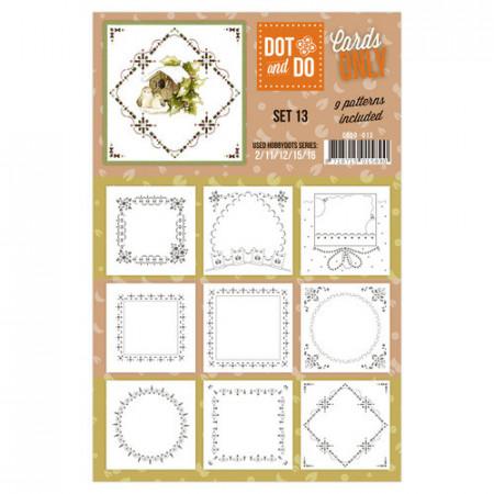 Dot and Do kaartenset 13 CODO013