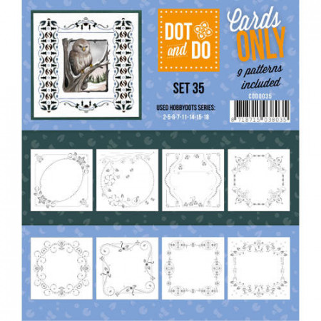 Dot and Do kaartenset 35 CODO035