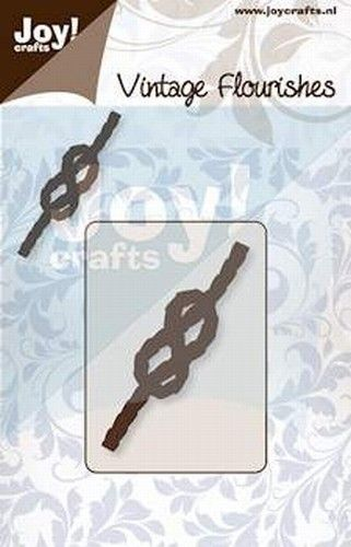 Joy! Crafts snijmal Zeilknoop 6003/0058 (Locatie: M013)