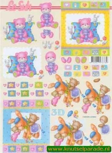 Le Suh knipvel baby 4169997 (Locatie: 2744)
