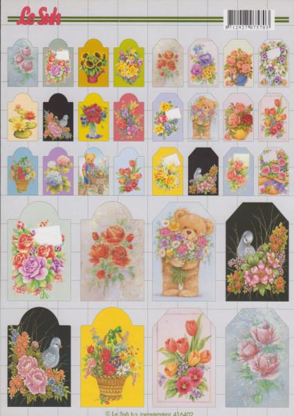 Le Suh knipvel bloemen 41602 (Locatie: 1425)
