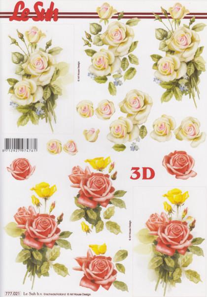 Le Suh knipvel bloemen 777021 (Locatie: 0722)