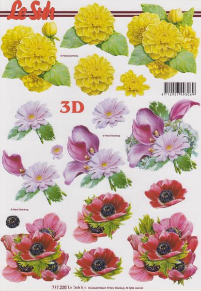 Le Suh knipvel bloemen 777220 (Locatie: 1568)