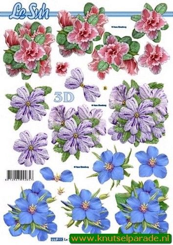 Le Suh knipvel bloemen 777223 (Locatie: 1567)