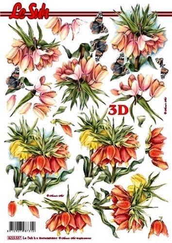 Le Suh knipvel bloemen 8215537 (Locatie: 1308)