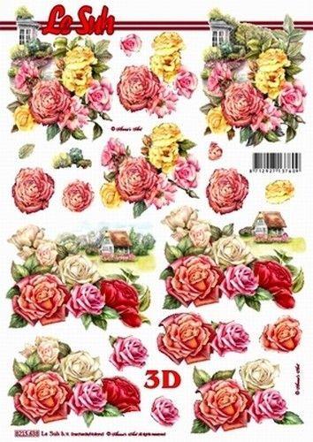 Le Suh knipvel bloemen 8215638 (Locatie: 5930)