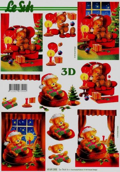 Le Suh knipvel kerstmis 4169305 (Locatie: 6522)