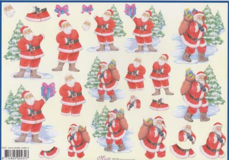 Mireille knipvel kerst X422 (Locatie: 2895)