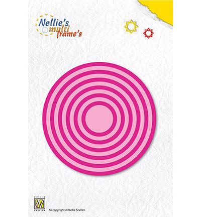 Nellie Snellen multiframe Straight round MFD055 (Locatie: J458)
