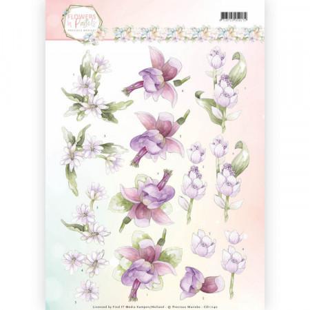 Precious Marieke knipvel bloemen CD11140 (Locatie: 2733)
