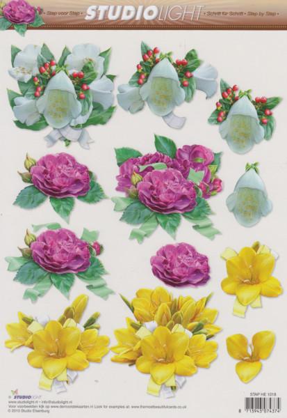 Studio Light nipvel bloemen STAPHE1018 (Locatie: 2245)
