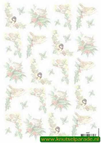 Vellum kerst nr. 8880T (Locatie: 2625)