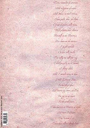 achtergrondpapier tierelantijntje roze 3352 (Locatie: 4706)