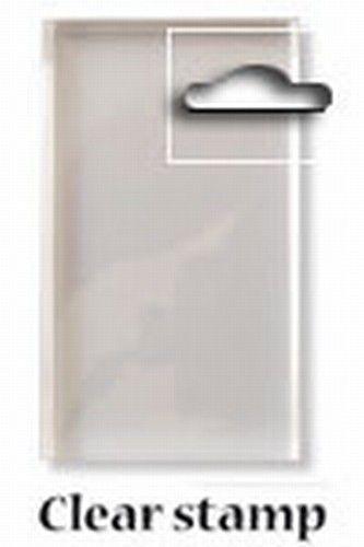 Clear stamp acrylic block 18x43x150mm 36053-05 (Locatie: 4RR2 )