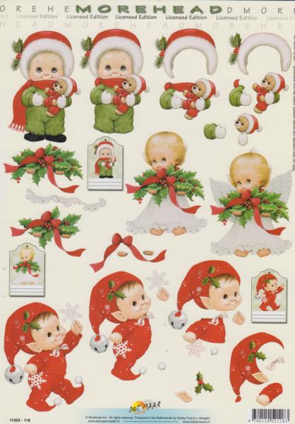 Doe Maar knipvel kerstmis 11052-118 (Locatie: 5814)