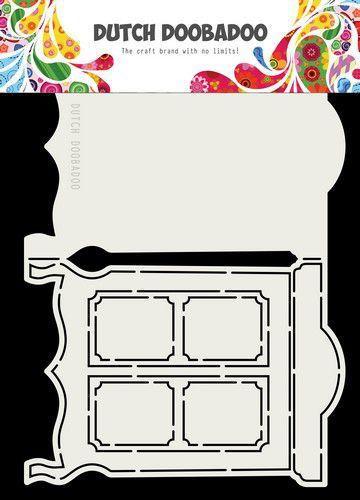Dutch Doobadoo Card Art Kast A5 stencil 470.713.711 (Locatie: 1420)