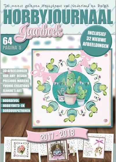 Hobbyjournaal Jaarboek 2017-2018 (Locatie: S2)