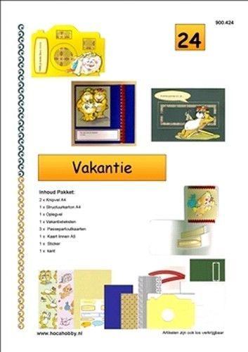 Hoca kaartenpakket Vakantie 900424 (Locatie: 2563)