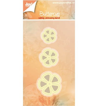 Joy! Crafts snij- en embosmal buttercup 6002/6202 (Locatie: K3)