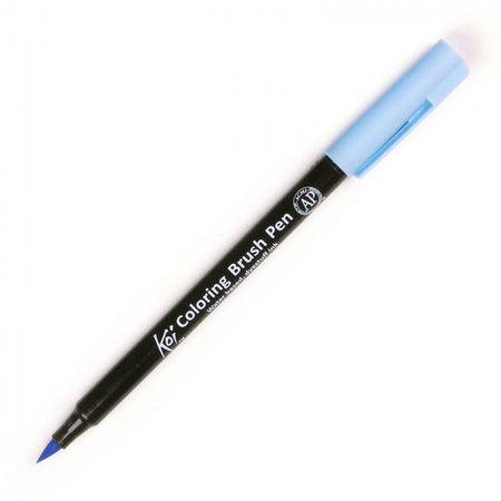 Koi color brush licht hemelsblauw (Locatie: KB)