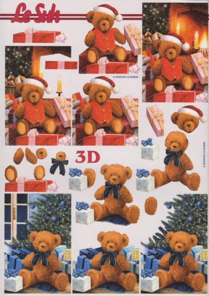 Le Suh 3D knipvellen boek 320020 (Locatie: 4824)