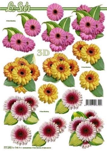 Le Suh knipvel bloemen 777292 (Locatie: 6032)