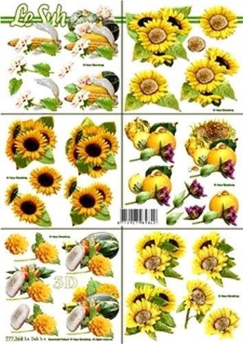 Le Suh knipvel bloemen 777364 (Locatie: 0417)