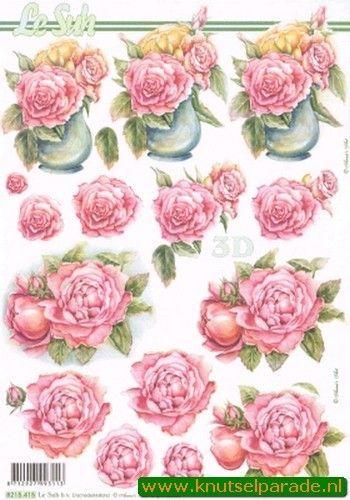 Le Suh knipvel bloemen 8215415 (Locatie: 4404)