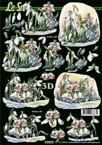 Le Suh knipvel bloemen 8215600 (Locatie: 5954)