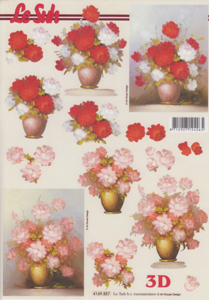 Le Suh knipvel bloemen nr. 4169857 (Locatie: 0812)