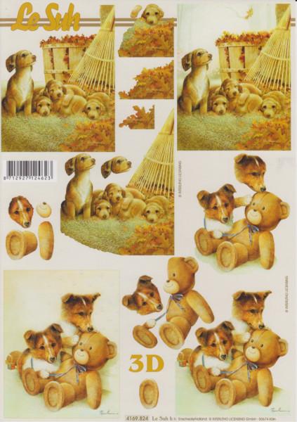 Le Suh knipvel honden 4169824 (Locatie: 1108)