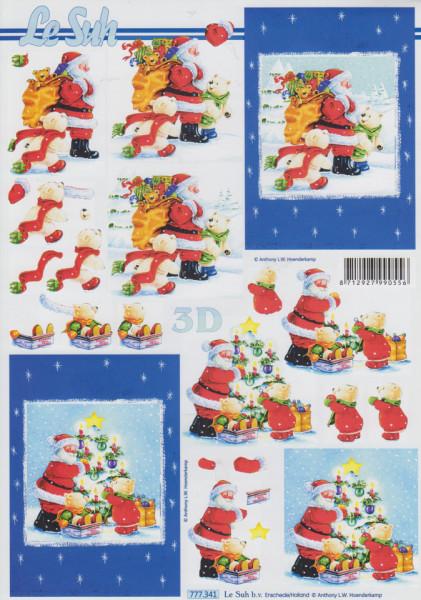 Le Suh knipvel kerst 777341 (Locatie: 1202)