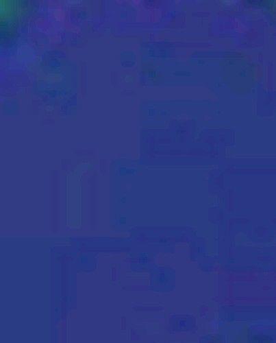 Le Suh mica transparant blauw 950024 (Locatie: 2544)