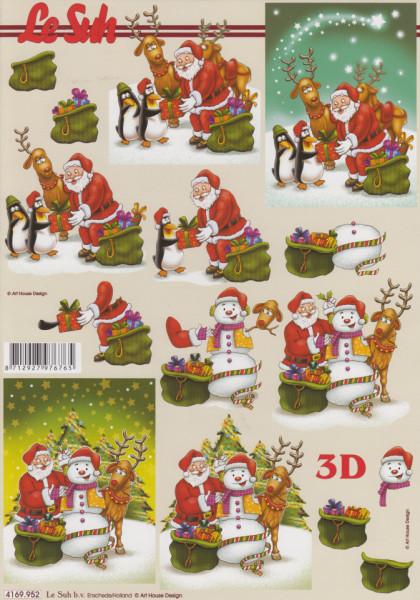 LeSuh knipvel kerst nr. 4169952 (Locatie: 2619)