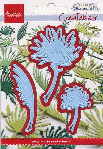 Marianne Design snij- en embosmal Leaves LR0192 (Locatie: U252)