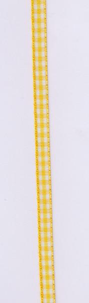 Rayher lint 6,3 mm geel 10 meter 55 407 20 (Locatie: )