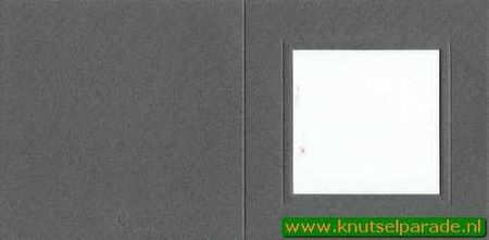 Romak kaart vierkant grijs nr. K210429 (Locatie: NN039 )