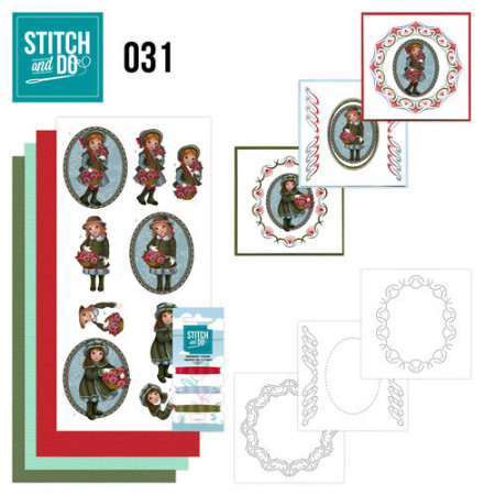Stitch and Do 31 Beterschap STD031