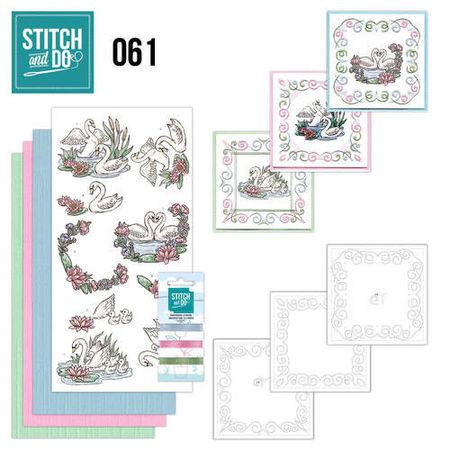 Stitch and Do 61 Swans STDO061