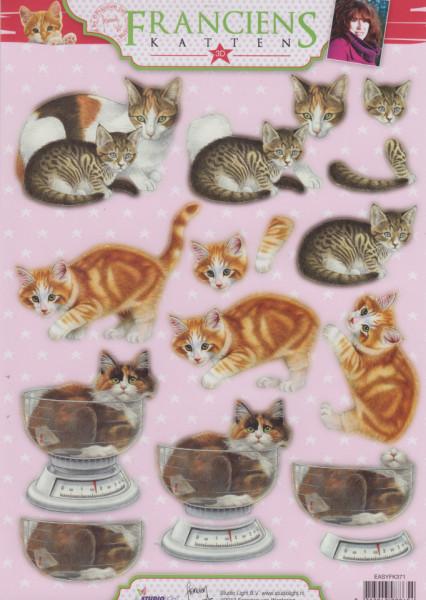 Studio Light Stansvel katten EASYFK371 (Locatie: 5547)