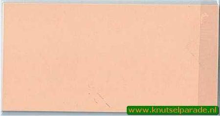 Vierkante kaart abrikoos nr. 21 (Locatie: LL019 )