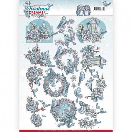 Yvonne Creations knipvel Winter Dreams CD11134 (Locatie: 5559)