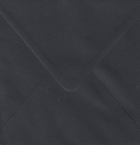 envelop vierkant zwart nr. 651434/0219 (Locatie: Z033)