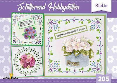 HobbyDols Schitterend hobbydotten - 205 (Locatie: 1RC3)