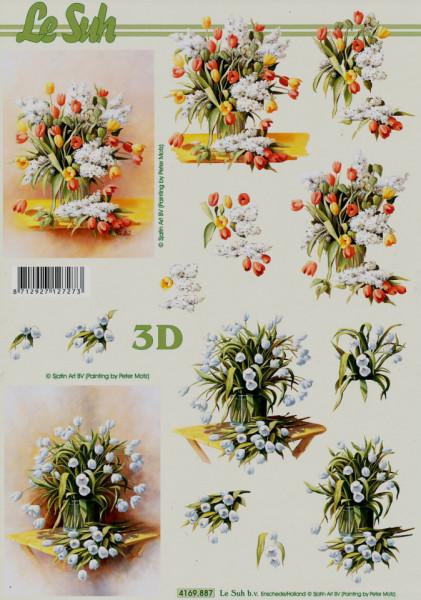 Le Suh knipvel bloemen 4169887 (Locatie: 1103)