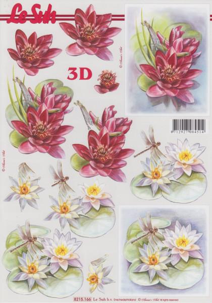 Le Suh knipvel bloemen 8215166 (Locatie: 2504)