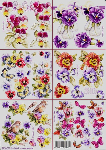 Le Suh knipvel bloemen 8215517 (Locatie: 1411)