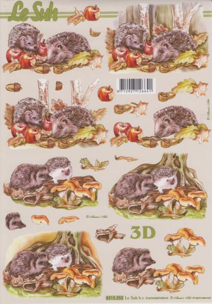 Le Suh knipvel dieren 8215252 (Locatie: 1722)